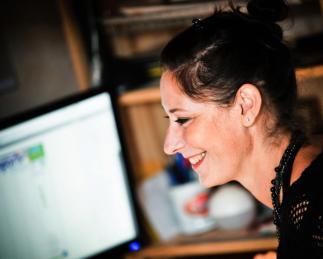 Rashel Alice Réguigne chargée de communication et rédactrice du Blog-de-Geekette