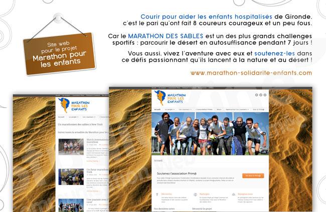 marathon des sables pour les enfants studioxine prima