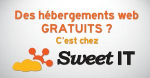 Sweet IT hébergement web gratuit