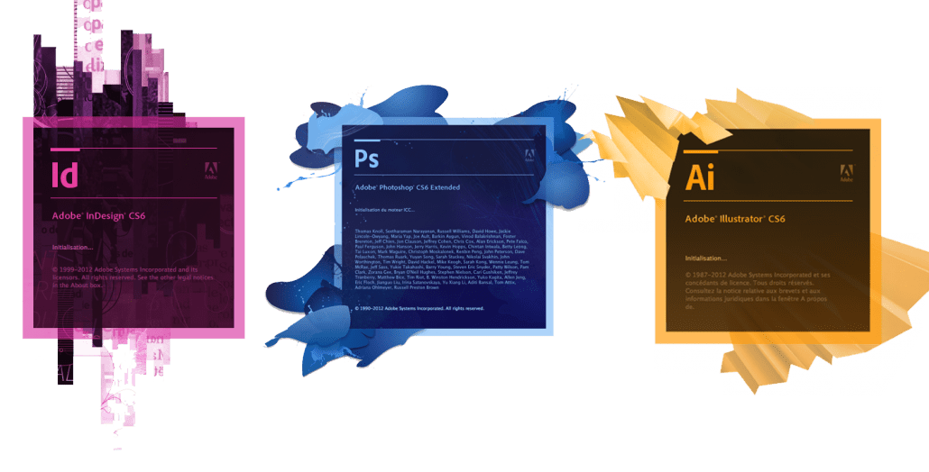 indesign photoshop illustrator infographie