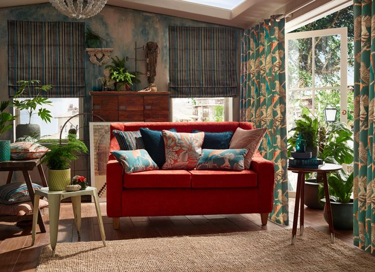Interior & Exterior Textiles
