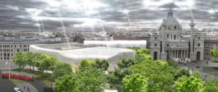 ウィーン美術館拡張計画
