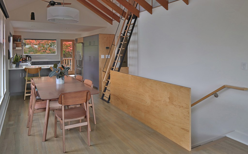 ballard remodel completed modern great room