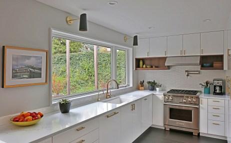 Modern kitchen remodel in Madrona, Seattle, WA