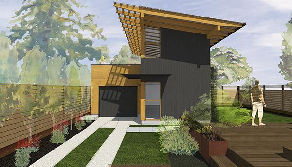 3 Seattle DADU Detached accesory dwelling unit Studio Zerbey Architects