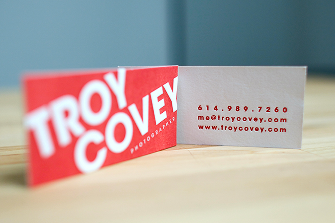 Troy Covey Business Cards 5