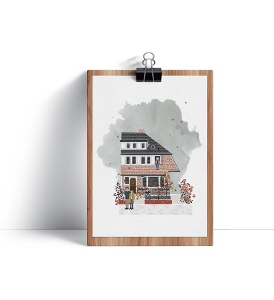 huisportret Rubensstraat