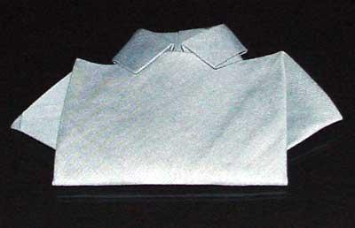 The Shirt Napkin 11