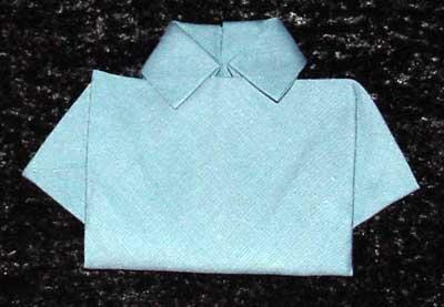 The Shirt Napkin