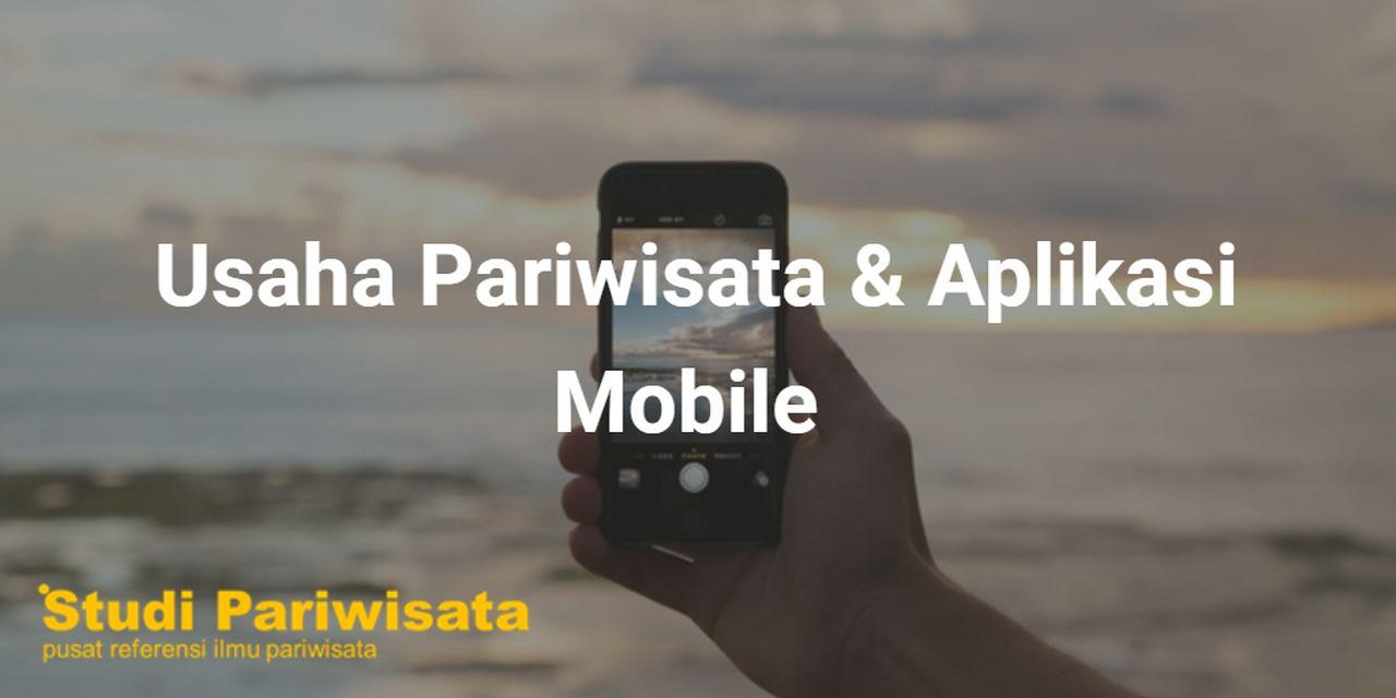 aplikasi mobile usaha pariwisata