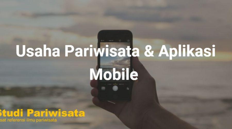 Aplikasi Mobile untuk Usaha Pariwisata Anda