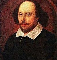 William Shakespeare (ウィリアム・シェイクスピア)