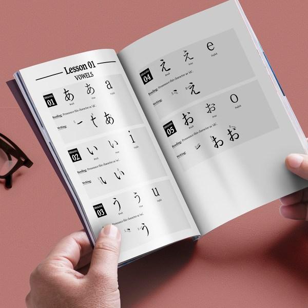 Hiragana Handbook