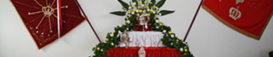 AS Festas do Divino Espirito Santo