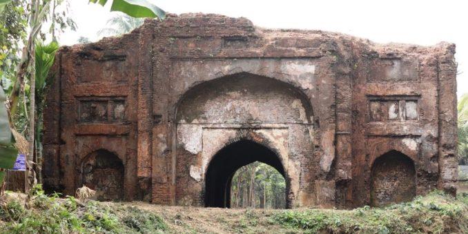 হলহলিয়া রাজবাড়ি, সুনামগঞ্জ