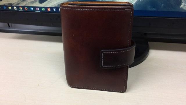 財布はコインケースが2つ