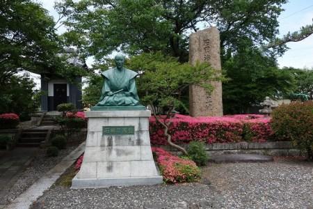 秀吉に才を見出された「石田三成」を戦国通サラリーマンが5分で解説