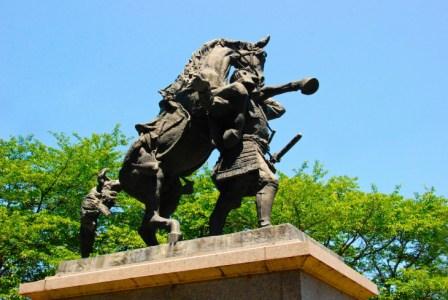 畠山重忠屋敷という伝承を持つ城「菅谷城」-歴史作家が教える城めぐり【連載 #13】
