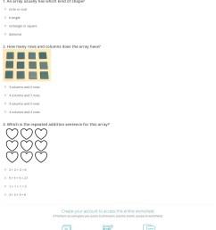 Arrays: Quiz \u0026 Worksheet for Kids   Study.com [ 1537 x 1140 Pixel ]