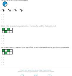 Fractions: Quiz \u0026 Worksheet Kids   Study.com [ 1546 x 1140 Pixel ]