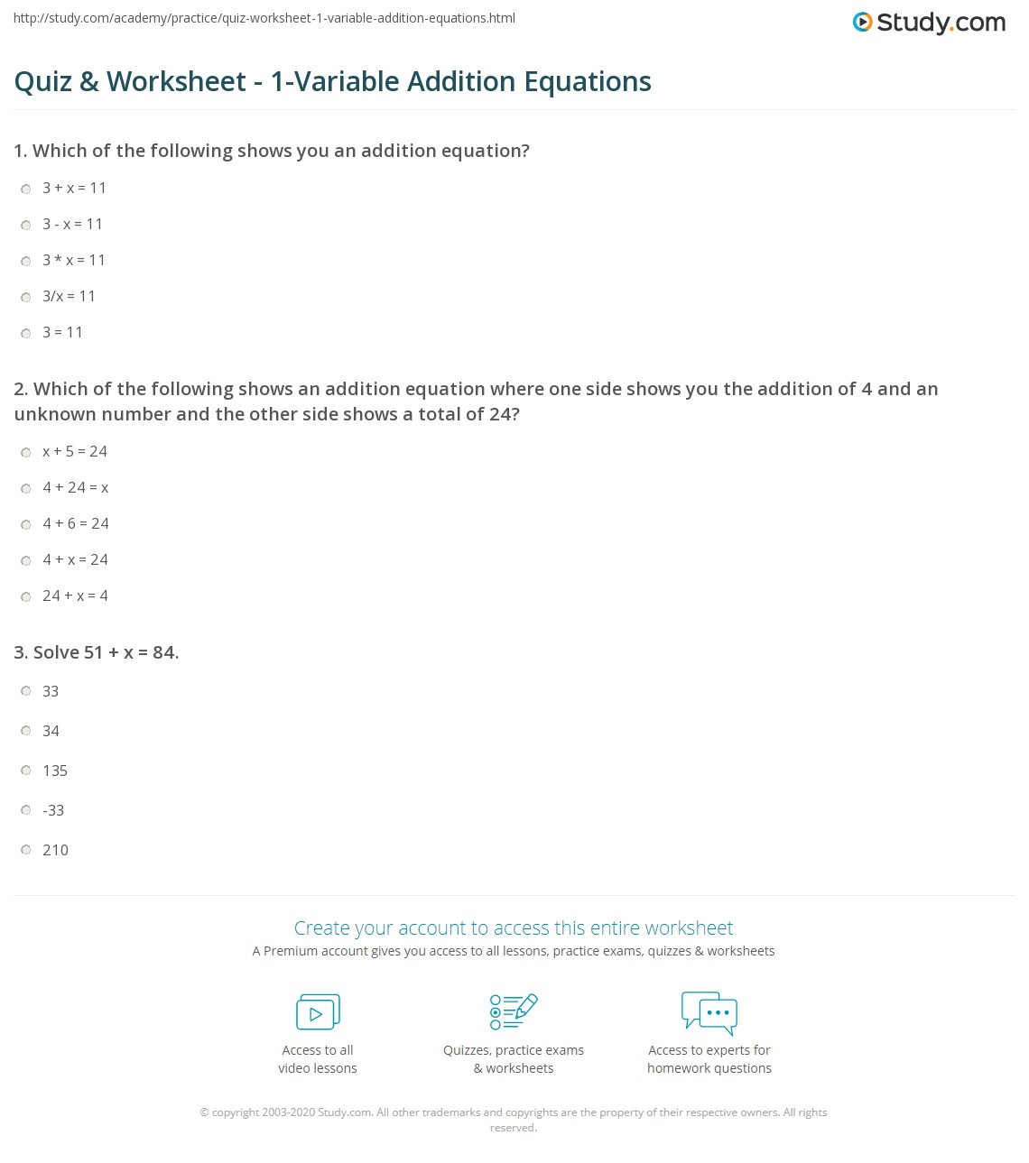 Solving Equations For A Specific Variable Worksheet