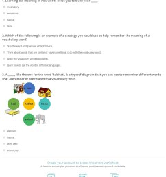 Quiz \u0026 Worksheet - 1st Grade Vocabulary Words   Study.com [ 1540 x 1140 Pixel ]