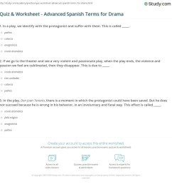 Free Advanced Spanish Worksheets   Printable Worksheets and Activities for  Teachers [ 1177 x 1140 Pixel ]