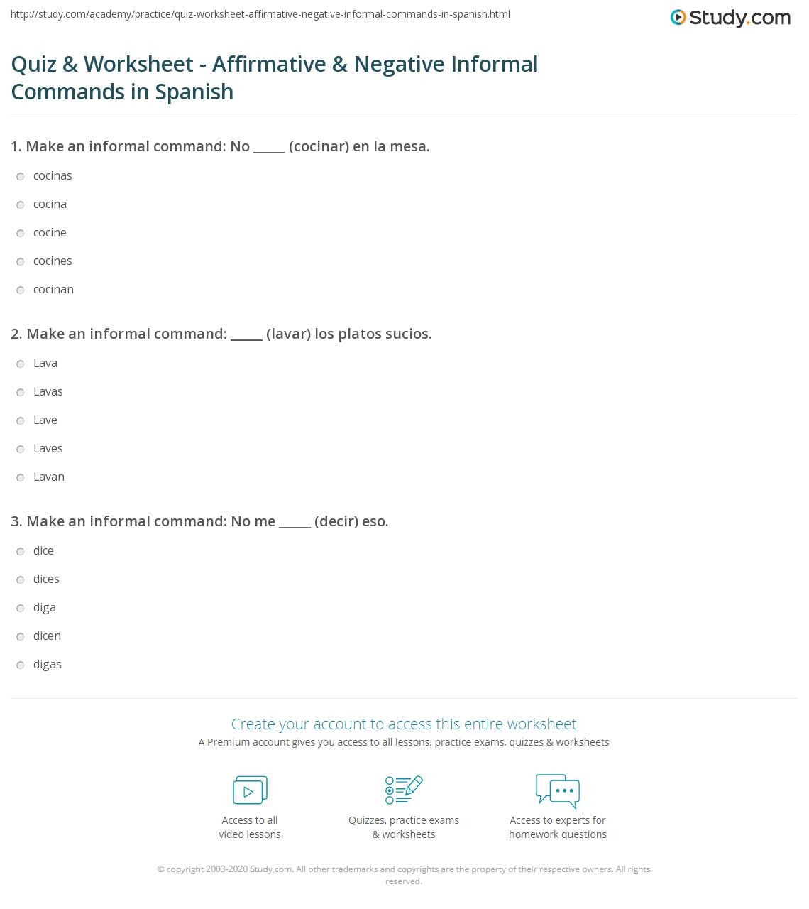 Spanish Alphabet Pronunciation Worksheet