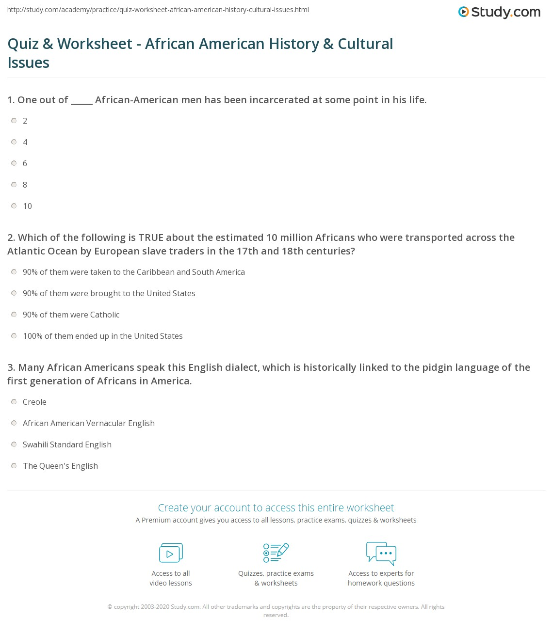 Us History Review Questions