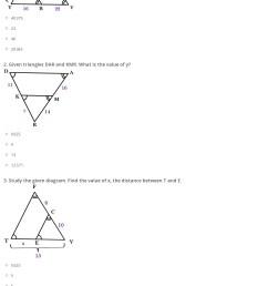Quiz \u0026 Worksheet - Applications of Similar Triangles   Study.com [ 1997 x 1140 Pixel ]