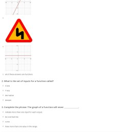 Characteristics Of Functions Worksheet - Promotiontablecovers [ 1807 x 1140 Pixel ]