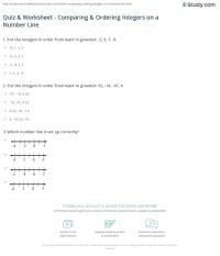 Fraction Location On Number Line Worksheet - fractions ...
