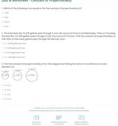 32 Constant Of Proportionality Worksheet - Worksheet Resource Plans [ 1389 x 1140 Pixel ]