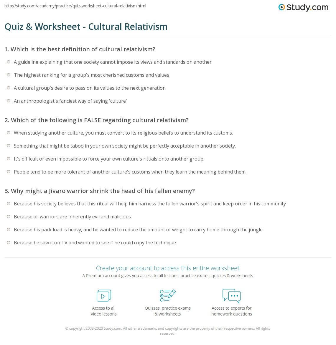 Sociological Worksheet On Bureaucracy