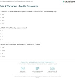 Double Consonant Worksheets - Letter [ 1169 x 1140 Pixel ]