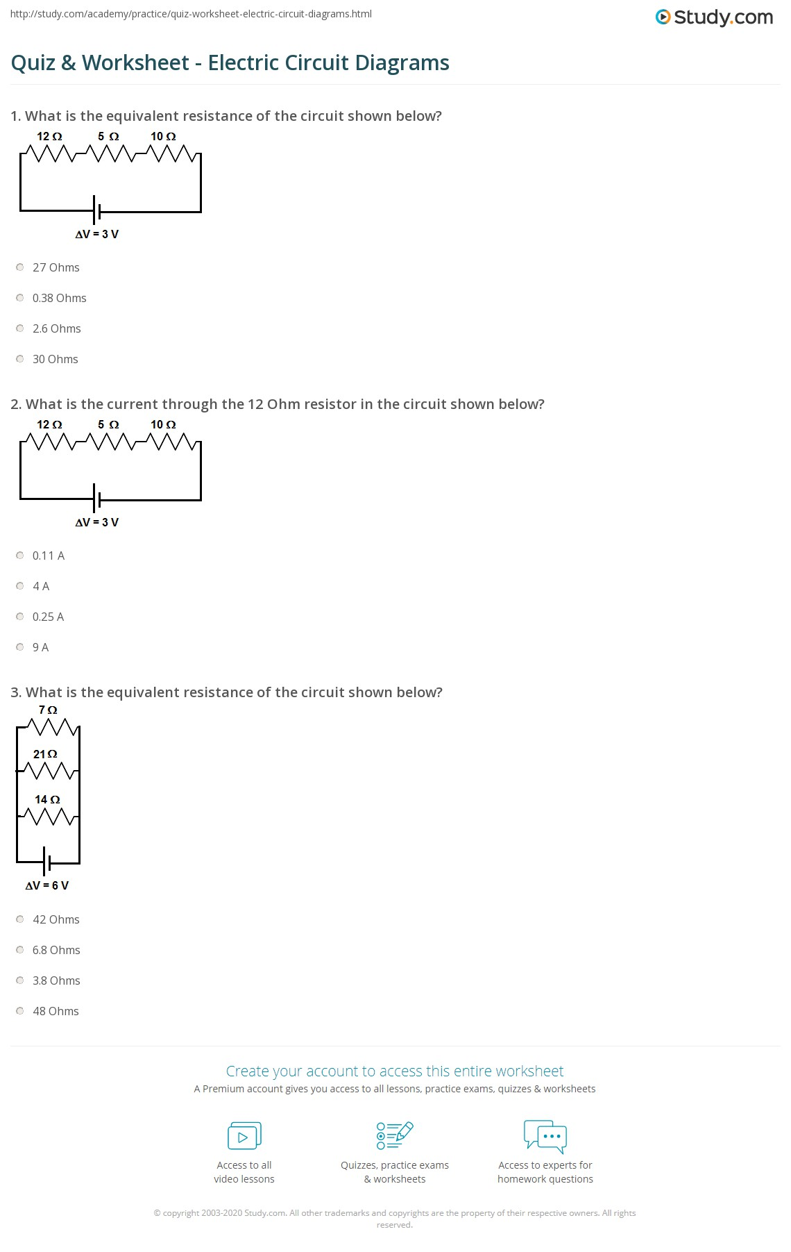 hight resolution of print electric circuit diagrams applications examples worksheet
