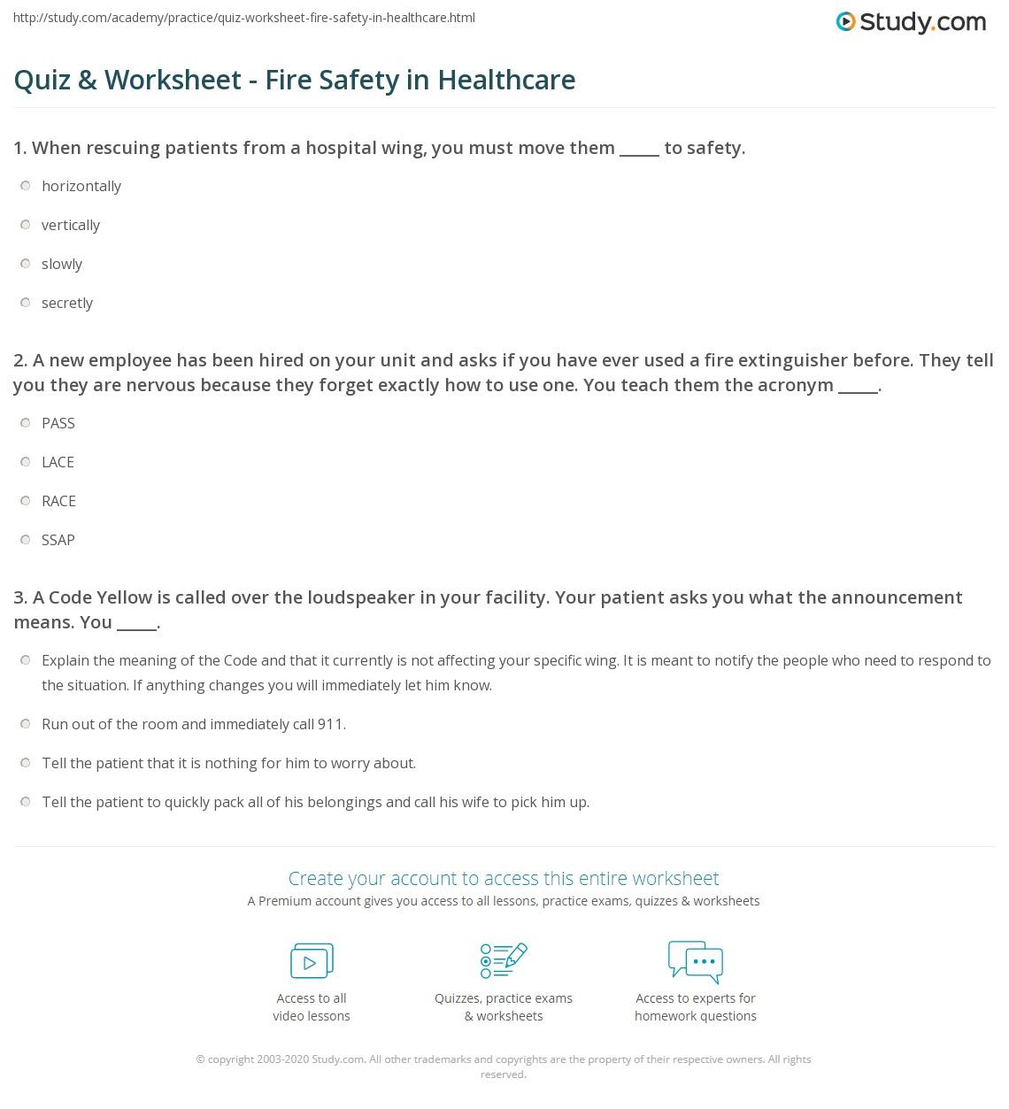 Worksheet Fire Safety Worksheet Worksheet Fun Worksheet