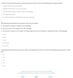 Verbal Comprehension Worksheets   Printable Worksheets and Activities for  Teachers [ 1528 x 1140 Pixel ]