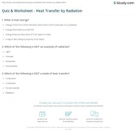 Worksheet Methods Of Heat Transfer Free Worksheets Library ...