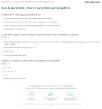 Solving Rational Equations With Variables On Both Sides ...