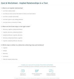 Synthesize Reading Worksheet   Printable Worksheets and Activities for  Teachers [ 1301 x 1140 Pixel ]