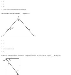 Quiz \u0026 Worksheet - Inequalities \u0026 Triangles   Study.com [ 2475 x 1140 Pixel ]
