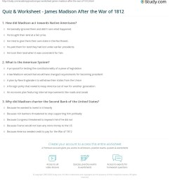 The War Of 1812 Map Study Worksheet   Printable Worksheets and Activities  for Teachers [ 1241 x 1140 Pixel ]