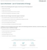 Energy Conservation Worksheet - defendusinbattleblog