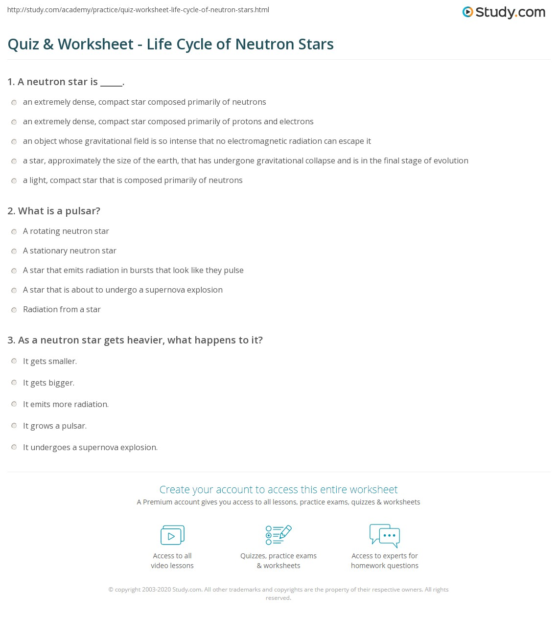 Star Cycle Worksheet Middle School Star Best Free