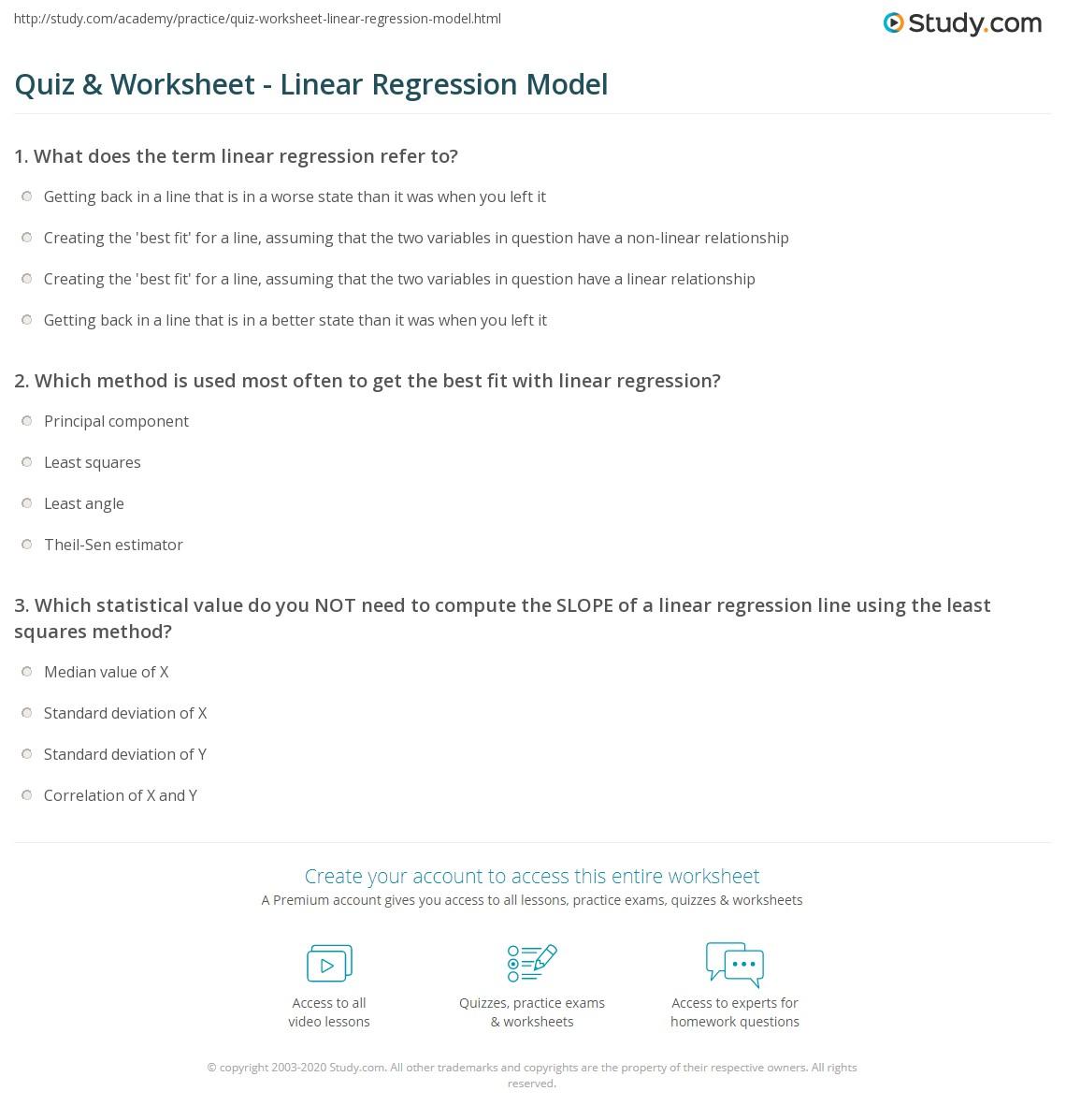 Worksheet Lines Of Best Fit Worksheet Grass Fedjp Worksheet Study Site