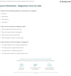Magnet Worksheets For Kids   Printable Worksheets and Activities for  Teachers [ 1169 x 1140 Pixel ]
