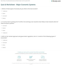Economic Systems Worksheet Answers - Worksheet List [ 1225 x 1140 Pixel ]