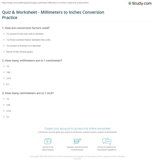 small resolution of Online Roullette: Length Mass Volume Worksheets