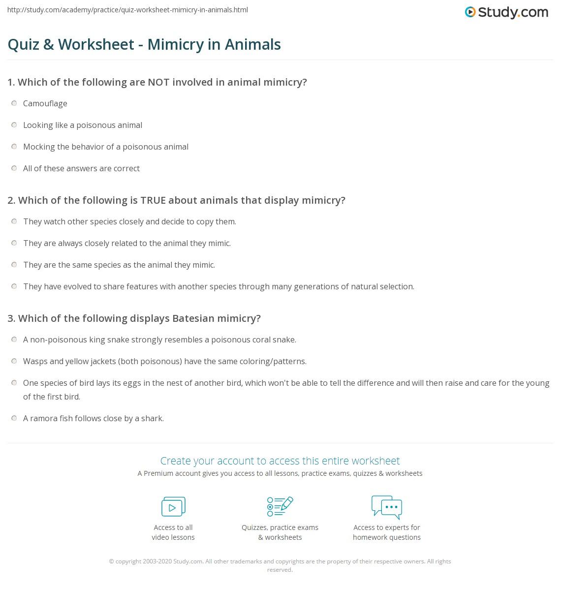 Worksheet Animal Behavior Worksheet Grass Fedjp